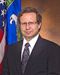 Dr. Steven E. Koonin, Undersecretary for Science, U.S. Department of Energy (DOE)